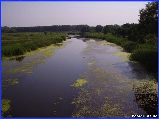 г. Кривой Рог - река Саксагань.