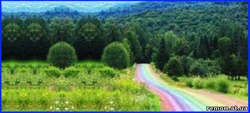 Радуга дорог