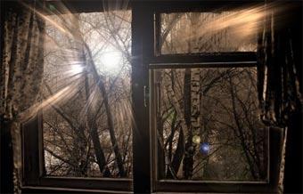 Загорелся свет в моем окне...